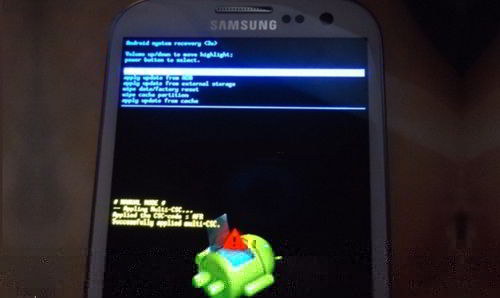 How to root to Samsung Galaxy Tab