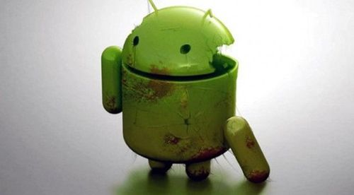 HTC Hero android settings An error occurred