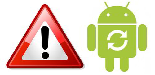 Kruger & amp; Matz Drive error in all Android apps