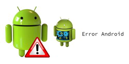 Acer Liquid Metal error in all Android apps