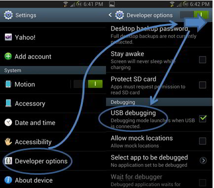 How to root Accent Speed Y3
