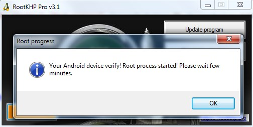 How to root Adcom 740C