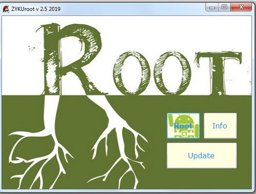 How to root Admet 7040D