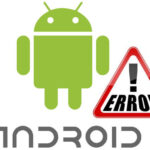 Alcatel OT 906 android settings An error occurred